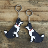 Keyring Border Collie