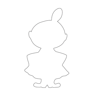 Lilla My, pepparkaksform mini