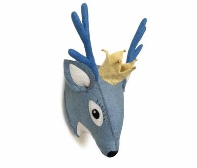 Djurtrofé Blå Hjort