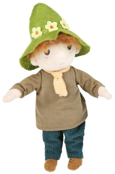 Snufkin, plush toy beanie