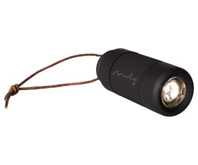 Maileg - USB Rechargable Flashligt, Black