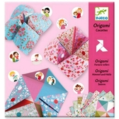 Origami - Fortune tellers, pink