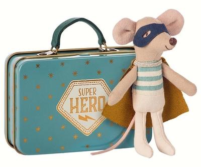 Maileg -  Superhero mouse