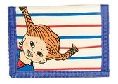 Pippi plånbok, blå/vit
