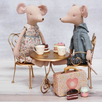 Maileg - Medium mus, pojke