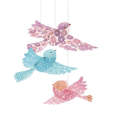 Lightweights - Glitter fåglar