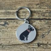 Hundbricka Fransk Bulldogg