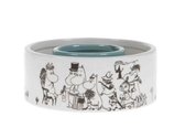 Moomin candle light holder
