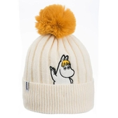 Moomin Kids Beanie - Snorkmaiden, ivory
