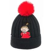 Moomin Kids Beanie - Little My, black