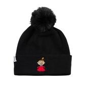 Moomin Beanie - Little My, black