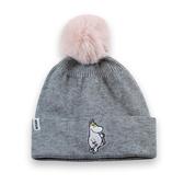 Moomin Beanie - Snorkmaiden, grey