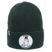 Moomin Beanie - Moominpappa, green