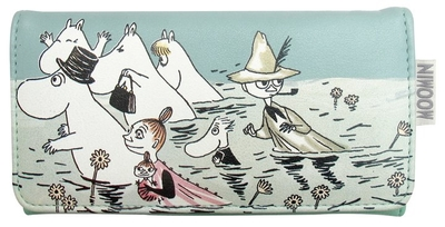 River - Moomin wallet, House of Disaster