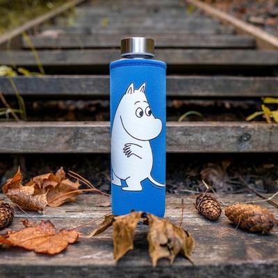 Mumin vattenflaska - 0,5 L - Mumintrollet