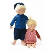Emil and Ida dolls