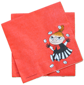 Moomin Napkins - Little My