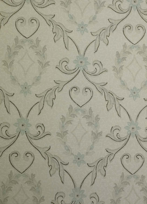 Shabby chic wallpaper no A6153