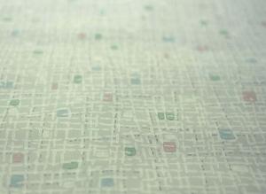 Midcentury wallpaper no A6128