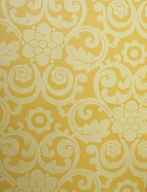 Midcentury wallpaper no A6174