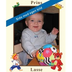 Babybok pojke, med eller utan personlig bild
