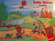Erbjudande 3 böcker, Teddybjörnslandet, Djuren på bondgården eller Dinosaurielandet, 350:-