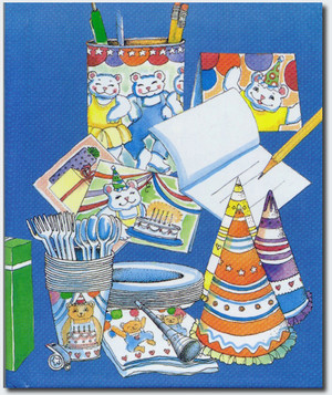 Födelsedagsboken, med eller utan personlig bild