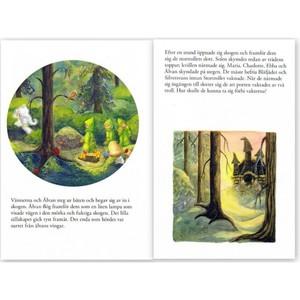 Älvan och den tysta skogen, med eller utan personlig bild