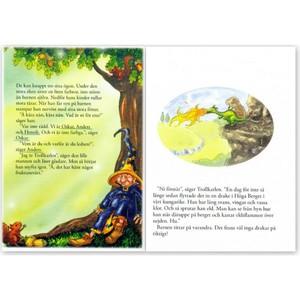 Draken och de tre riddarna, med eller utan personlig bild