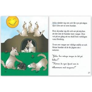 Zoo-boken, med eller utan personlig bild