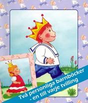 Babybok - 2 dopböcker till tvillingar