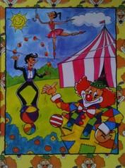 Cirkusboken, med eller utan personlig bild