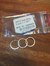 AR15 Bolt Gas Rings, 3 pcs