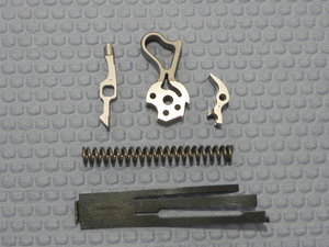 C&S Low Mass Match Trigger Pull SET CS0222