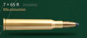 S&B 7x65R 173G SPCE JAKT 20 ptr