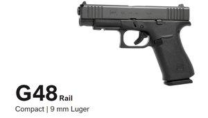 Glock 48 FS Black