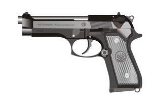 Beretta 92 / 96 Pistol Service Pak  Type 1