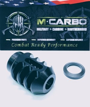 MCARBO MUZZLE BREAK