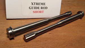 Tanfoglio XTREME Recoil Guide Rod Short Version