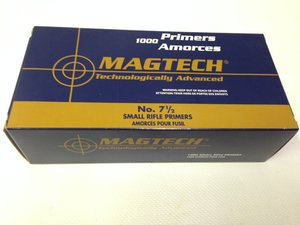 Magtech Small rifle Primer 1000 st