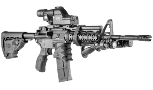 MWG Magwell Grip & Funnel for AR15
