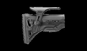 GL-SHOCK CP, AR15 Buttstock with cheek piece