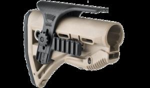 GSPCP, Cheek Piece w/ picatinny adapter for GL-SHOCK Buttstock