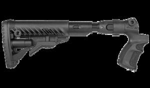 AGMF500FKSB, Mossberg 500 M4 Buttstock