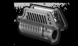 KAPI-2 Micro Galil HG With Stinger Flashlight Mount