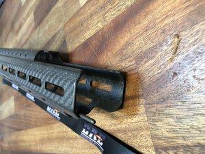 """Lancer Carbon Fiber MPX HG 14"""" 35,5cm,"""