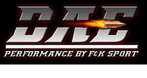 DAA Competition / Premium Belt BLACK