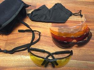 Radians 5 skytteglasögon KIT