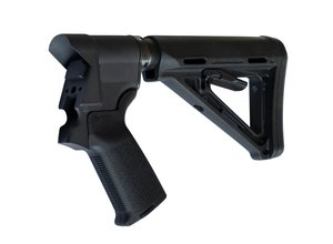 AR Stock adapter for Browning Bar Mk3 without manual hand cocker