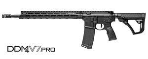 "DANIEL DEFENSE® M4 V7™ PRO 18"" AR15"